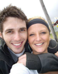 Dan and Susie in 2009