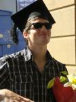 Dan at Loren's Graduation in 2009