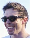 Dan smiling in sunglasses