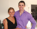 Dan and Susie in 2010